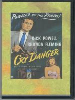 Cry Danger (1951) DVD On Demand