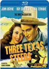 Three Texas Steers Blu-Ray
