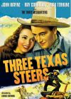 Three Texas Steers DVD