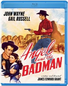 Angel and the Badman Blu-Ray