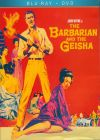 The Barbarian and the Geisha DVD & Blu-Ray