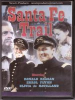 Santa Fe Trail (1940) DVD On Demand