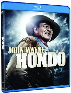 Hondo (1953) Blu-Ray Disc