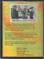 War of the Wildcats Back Cover DVD